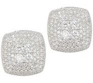 Affinity Diamond Cushion Pave 3/4 cttw - J356309