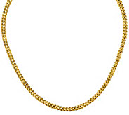 14K Gold 20 4.5mm Franco Chain, 22.5g - J385009