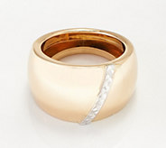 EternaGold Domed Band Ring, 14K Gold - J359810