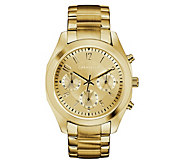 Caravelle Womens Stainless Classic ChronographBracelet Watch - J383310
