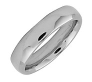 Simply Stacks Sterling Polished 4.25mm Ring - J298112