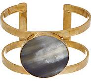 Soko Horn Circle Kizimba Cuff - J348612