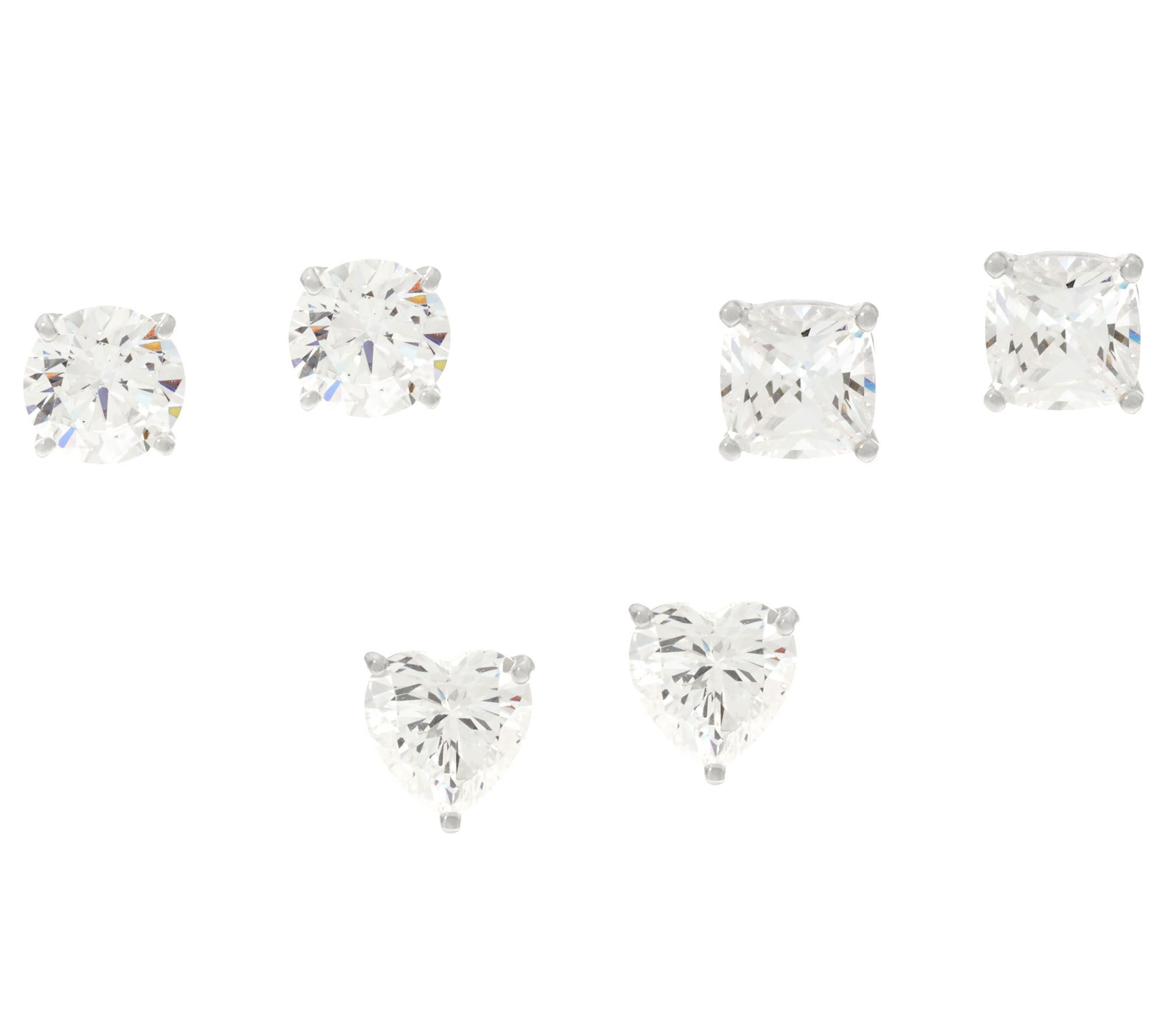 Earrings — Gold Silver Stainless Steel Earrings & More — QVC