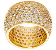 As Is Joan Rivers Joans Pave Wedding Ring - J349815