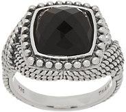 Tiffany Kay Studio Sterling Silver Onyx Ring - J352316