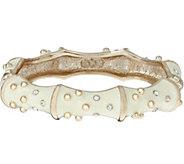Grace Kelly Collection Enamel Bangle Bracelet - J357316