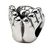 Prerogatives Sterling World in Hands Bead - J109118