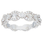 As Is Marquise & Round Diamond Ring, 14K,1.00 cttw, Affinity - J354418