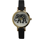 Olivia Pratt Vintage Inspired Elephant Watch - J377718