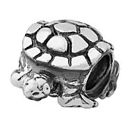 Prerogatives Sterling Sea Turtle Bead - J110020