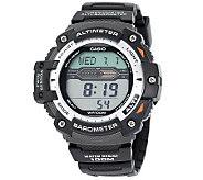 Choice of Casio Mens Twin Sensor Multi-Function Sport Watch - J297622
