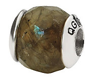 Prerogatives Sterling Labradorite Gemstone Bead - J298222
