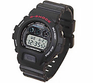 Casio G-Shock Classic Watch with Shock Resistance - J102023