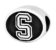 Sterling Silver Stanford University Bead - J300823