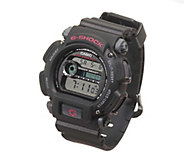 Casio G-Shock Classic Watch with Black Resin Band - J102025