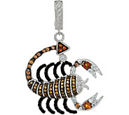 Judith Ripka Sterling Silver Gemstone Zodiac Enhancers - J348227