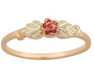 Black Hills Rose Ring 10K/12K - J379428