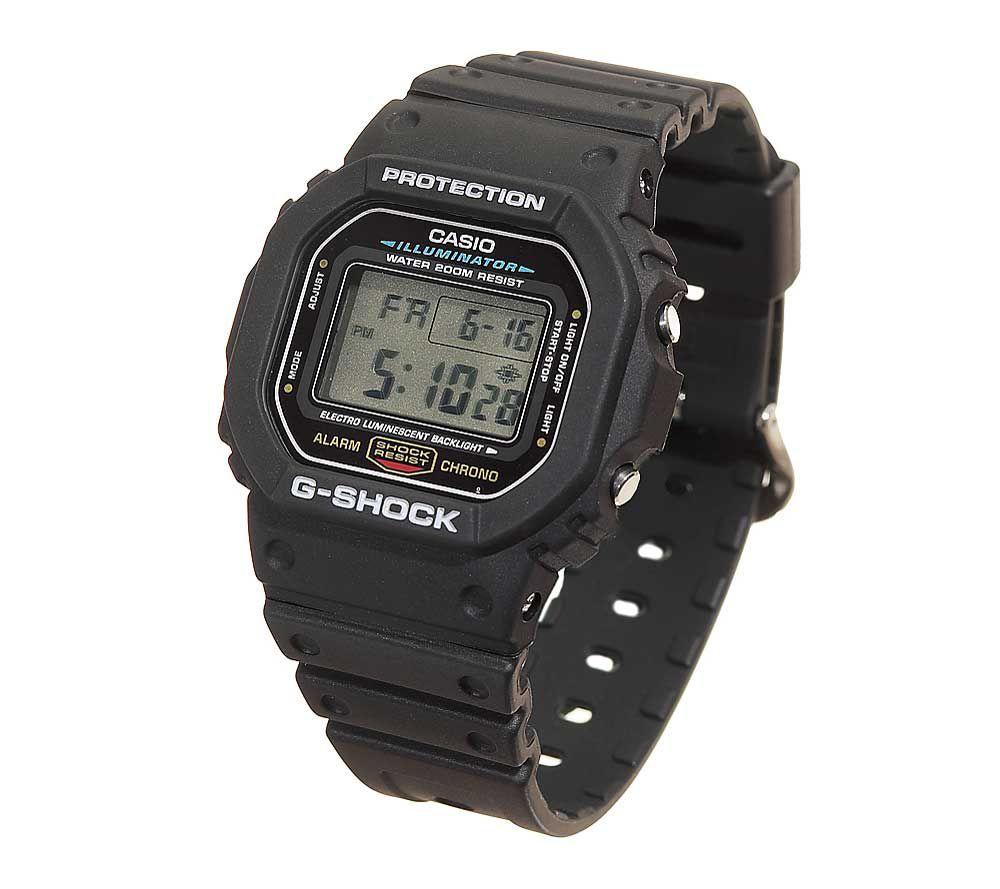 Casio G-Shock Classic Watch - Page 1 — QVC.com 718b86c3d08a