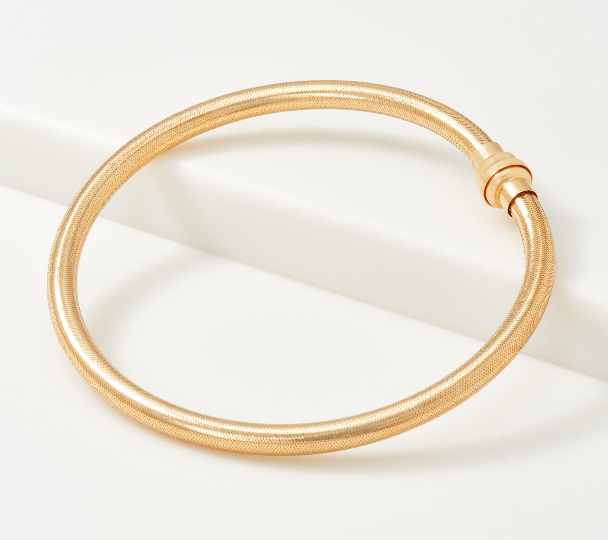 Italian Gold 14k Magnetic Omega