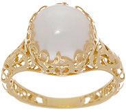 Adi Paz Cultured Pearl Filigree Ring, 14K - J357030
