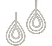 The Sandra - Dancing Teardrop Earrings - J357931