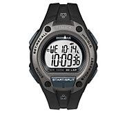 Timex Mens Ironman Oversized Chronograph Digital Sport Watch - J380632