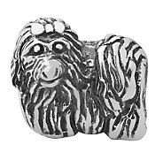 Prerogatives Sterling Yorkshire TerrierBead - J110034