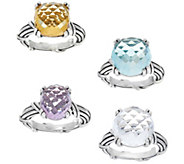 Peter Thomas Roth Sterling Fantasies Gemstone Ring - J56134