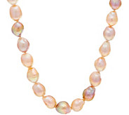 Honora Natural Ming Cultured Pearl Sterling 24 Necklace - J351635