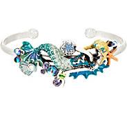 Kirks Folly Dreamy Mermaid Cuff Bracelet - J353735