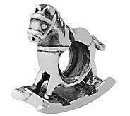Prerogatives Sterling Rocking Horse Bead - J110036