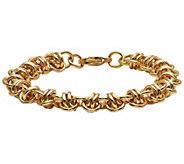 Steel by Design 7-1/2 Knot Station Link Bracelet - J386237