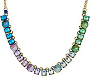 LOGO Links by Lori Goldstein Gradient Collar Necklace - J354538