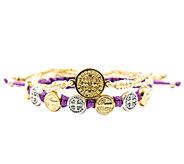 My Saint My Hero Blessing Mixed Bracelet Set - J339239