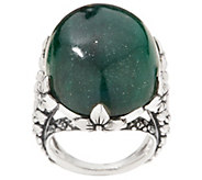 Stephen Dweck Sterling Silver and Gemstone Cocktail Ring - J354839