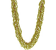 LOGO Links by Lori Goldstein Loopy Links Necklace - J355139