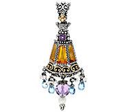 Barbara Bixby Sterling & 18K 5.00 cttw Lantern Enhancer - J331640