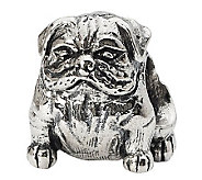 Prerogatives Sterling Bulldog Bead - J299541