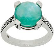 Stephen Dweck Sterling Silver Round Gemstone Ring - J356545