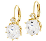Joan Rivers Private Collection Crystal Drop Earrings - J346446