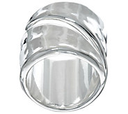 RLM White Bronze Coil Ring - J334747
