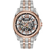 Bulova Mens Automatic Bracelet Watch - J343947