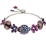 Kirks Folly Ladybird Adjustable Bracelet - J353848