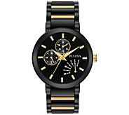 Bulova Mens Classic Stainless Steel Watch - J343949