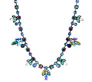 LOGO Links by Lori Goldstein Glittering Gems Necklace - J346949
