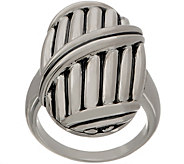 Peter Thomas Roth Sterling Silver Shield Ring - J355749