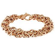 Bronzo Italia 8 Bold Byzantine Bracelet - J312450