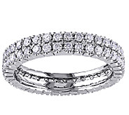 Diamond Eternity Ring, 1.00cttw, 14K White Gold, by Affinity - J339451