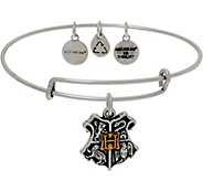 Alex and Ani Harry Potter Hogwarts Charm Bangle - J351851