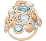 Daniela Coaro Gemstone Ring, 14K Gold - J357851